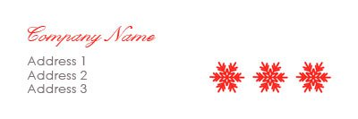 Christmas3 Address Labels